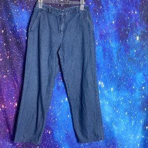 Briggs New York- Medium Wash Straight Leg Jeans 8P